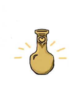 vase-gold